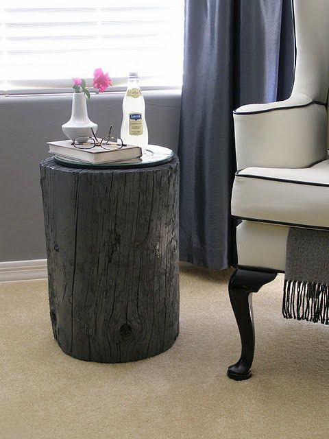 36 Stump Décor Pieces For Natural Home Décor