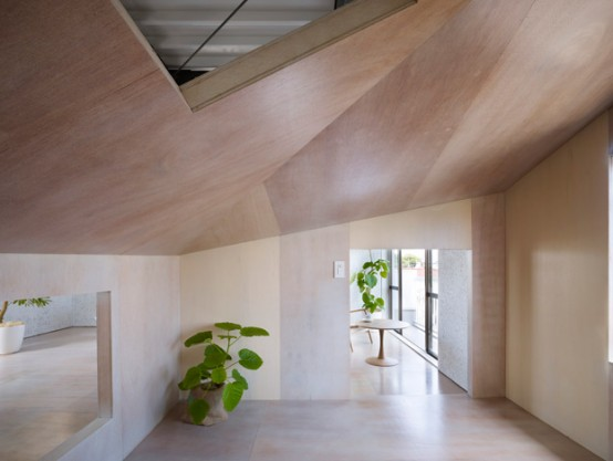 Stunning Japanese Apartment Design