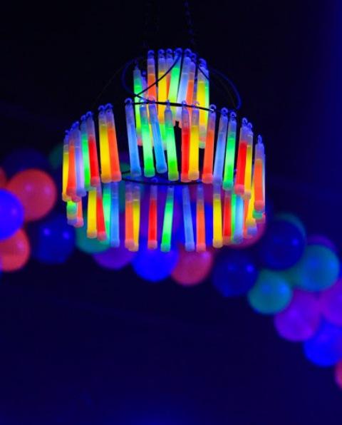 Neon Decoration Ideas Home Decorating Ideas