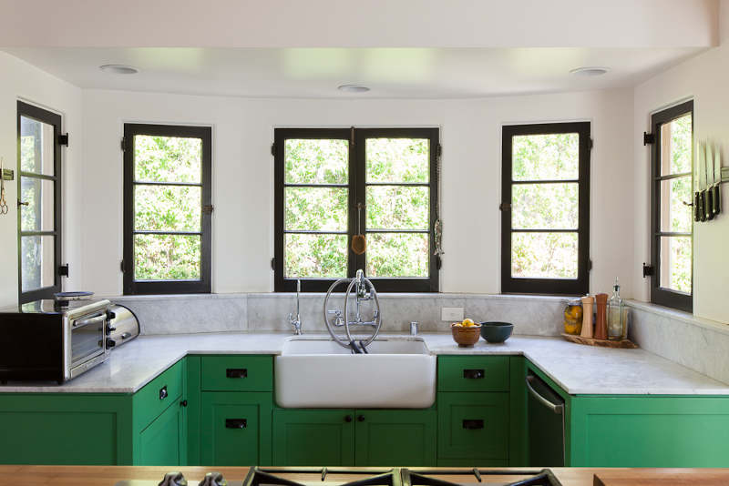 Stylish and cheerful silver lake house digsdigs