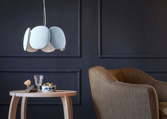 Stylish And Creative Tulip-Inspired Bloemi Lamp