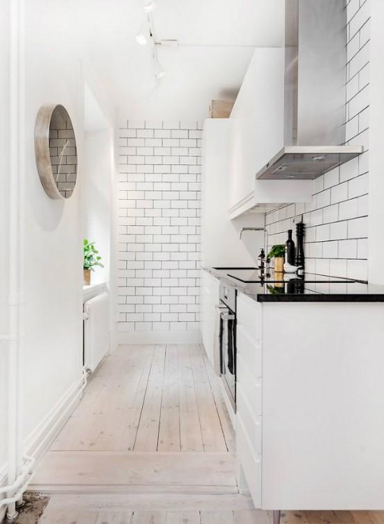 400+ narrow cucina galley stretta keuken lunga arredare lighting functional stylish kleine come pros revealed facts secret smalle ecco idea esempi