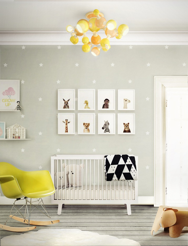 Picture Of stylish and inspiring boy nursery designs to try  13