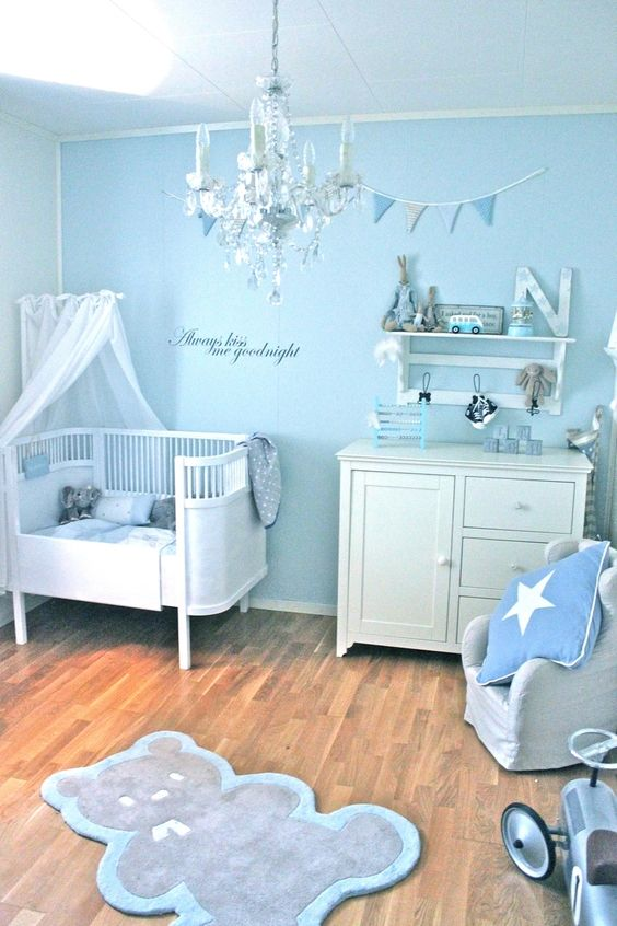 25 Stylish And Inspiring Boy Nursery Designs To Try Digsdigs