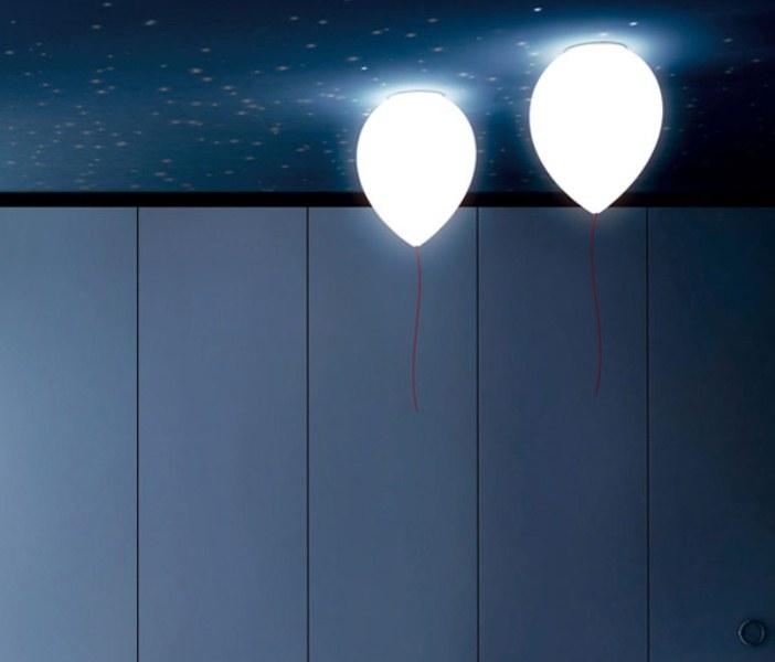 Stylish And Modern Baloon Lamps