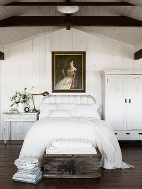 Stylish And Original Barn Bedrooms