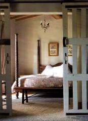 Stylish And Original Barn Bedrooms
