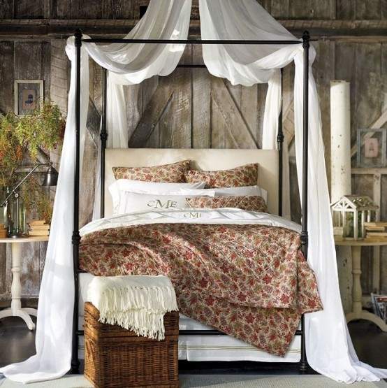 36 Stylish And Original Barn Bedroom Design Ideas