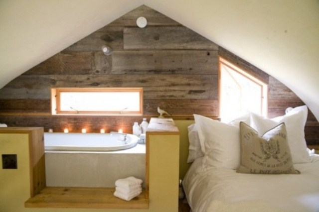 36 Stylish And Original Barn Bedroom Design Ideas | DigsDigs