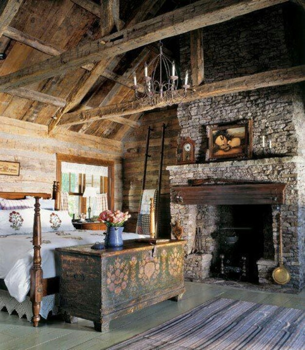 Gray Home Design Ideas: 36 Stylish And Original Barn Bedroom Design Ideas
