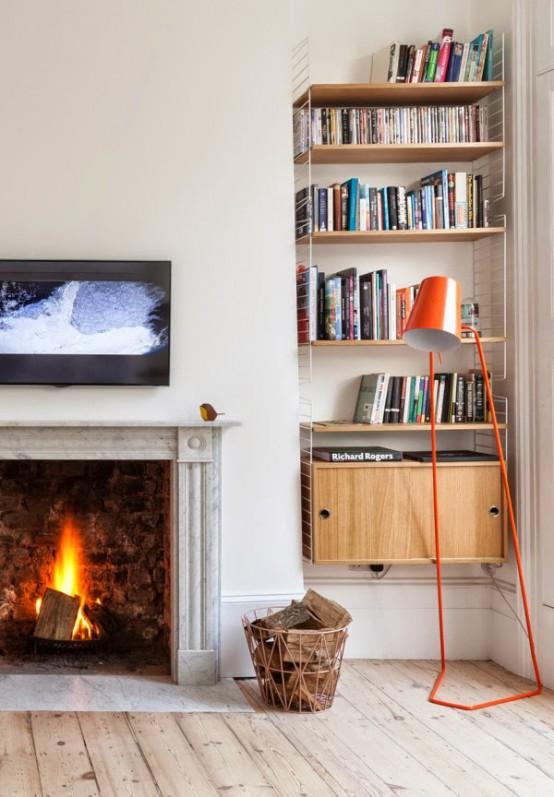 Stylish And Original London Apartment Decor