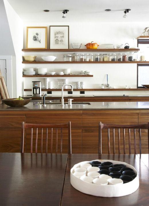 Mid Century Modern Kitchen Part - 17:  Mid Century Modern Kitchen Gallery