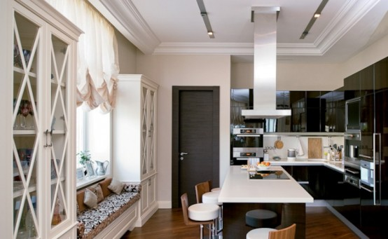 Stylish Art Deco Apartment For The Just Married