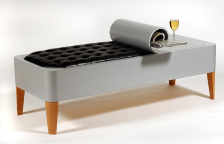 Stylish Canned Bench