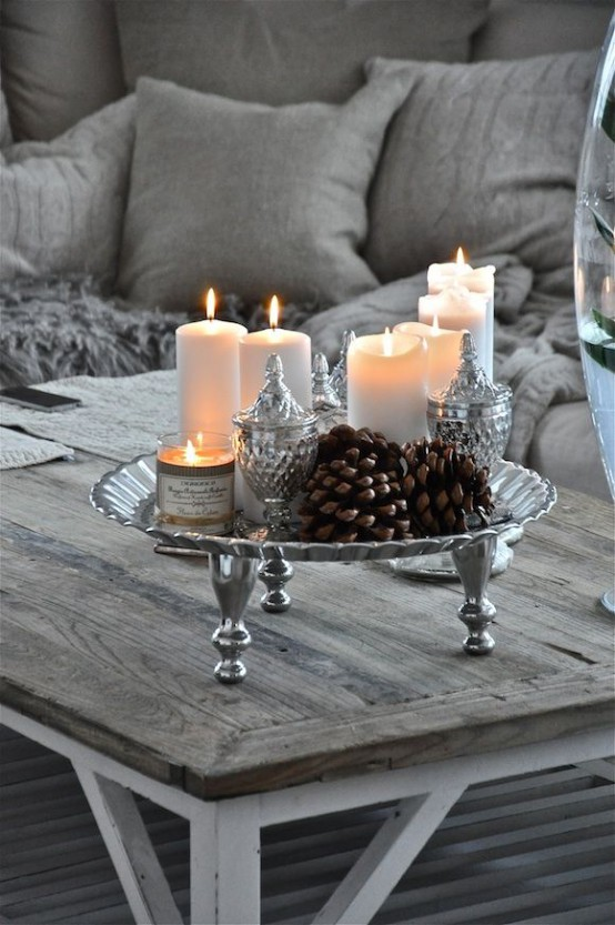Stylish Christmas Decor Ideas In All Shades Of Grey