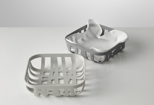 Stylish and Modern Bread Basket – Wicker from Muuto