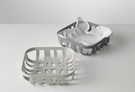 Stylish and Modern Bread Basket – Wicker from Muuto