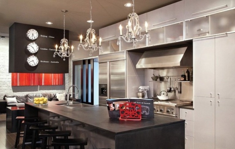 Tue may 31 2011 minimalist home designs by kate for Luxury kitchen new york