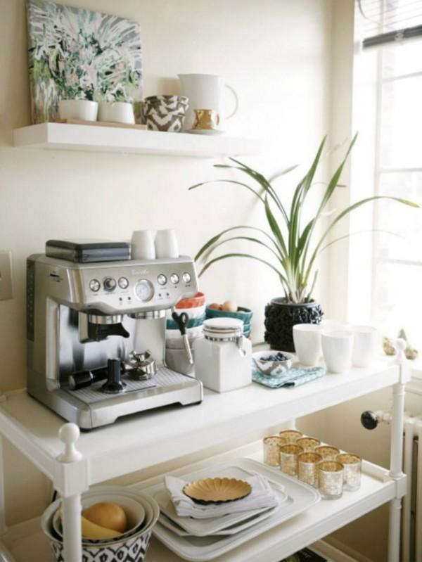 Nespresso Coffee Bar Home
