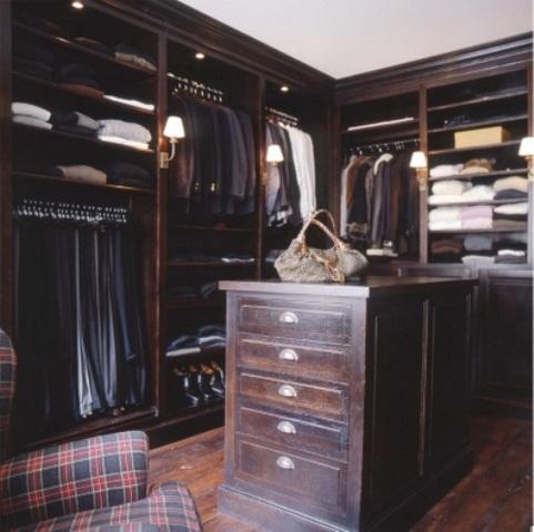 Merveilleux Stylish Masculine Closet Designs