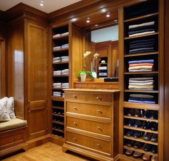 Perfect Stylish Masculine Closet Designs