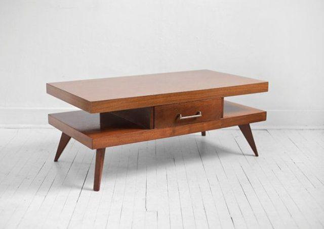 44 stylish mid century modern coffee tables digsdigs