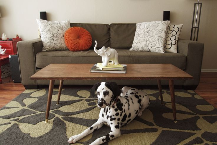 Stylish mid century modern coffee tables 25