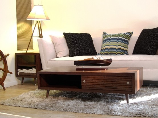 44 Stylish Mid-Century Modern Coffee Tables