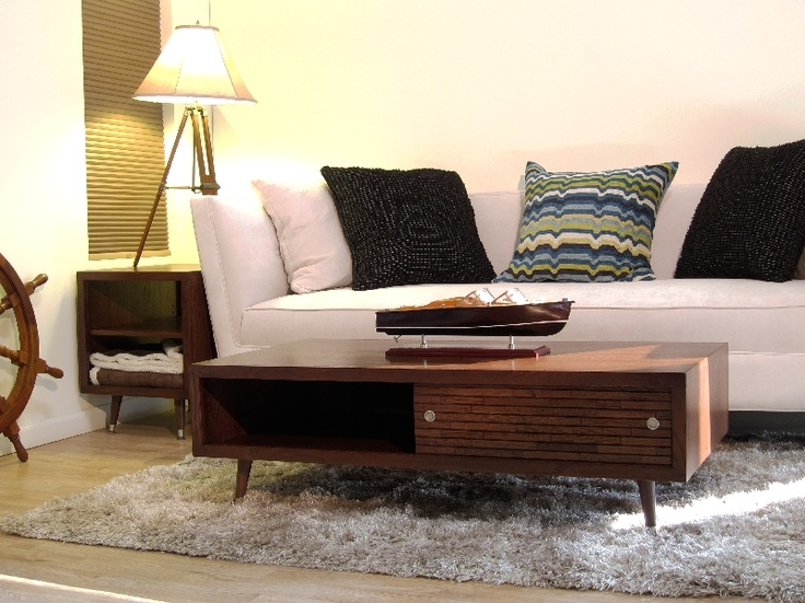 44 Stylish Mid-Century Modern Coffee Tables | DigsDigs