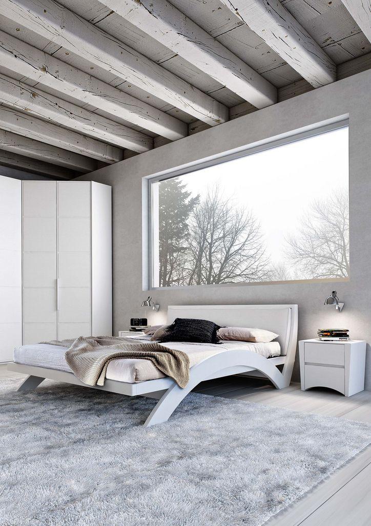 34 stylishly minimalist bedroom design ideas digsdigs for Habitaciones minimalistas