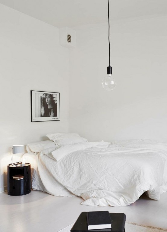 Amazing Stylish Minimalist Bedroom Design Ideas