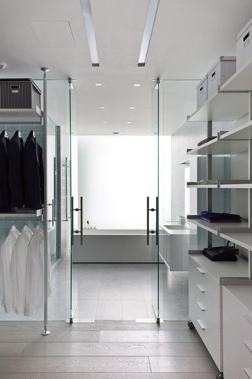45 Stylish Minimalist Closet Design Ideas Digsdigs
