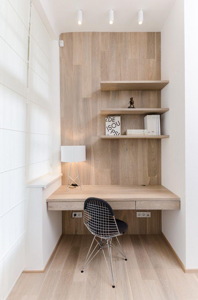 Stylish Minimalist Home Office Designs