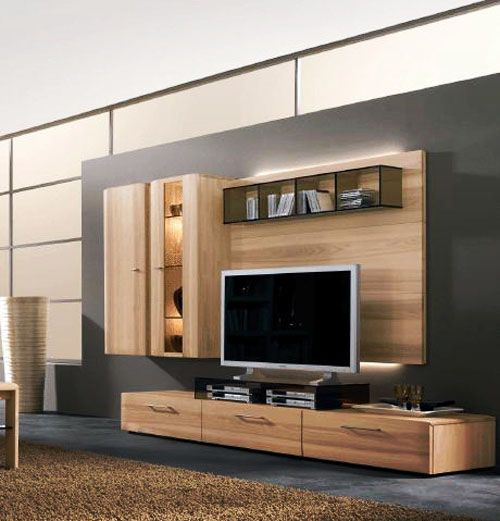 Modern Wall Unit 32 stylish modern wall units for effective storage - digsdigs