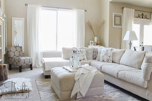 How To Decorate Living Room With Shag Rug
