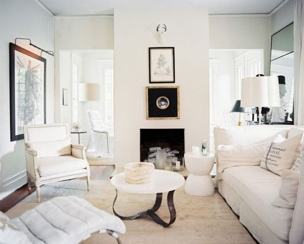 Stylish Neutral Living Room Designs