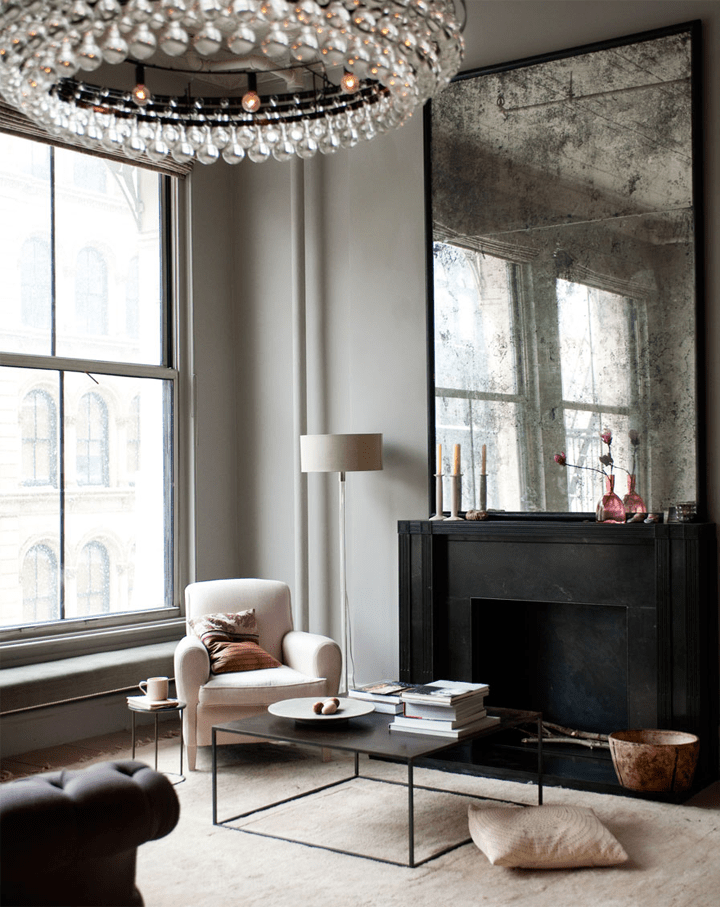 Stylish New York Loft With A Strong Personality