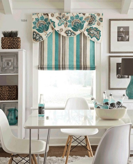 38 stylish roman shades ideas for your home digsdigs