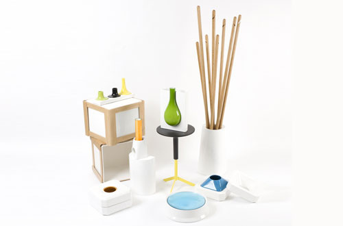 Stylish Tableware By Luca Nichetto