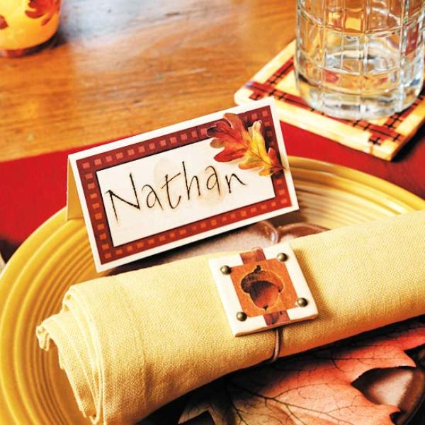 Hgtv Thanksgiving Decorations: 55 Stylish Thanksgiving Tableware Ideas To Create A Cozy