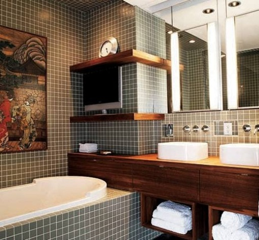 Stylish Truly Masculine Bathroom Decor Ideas