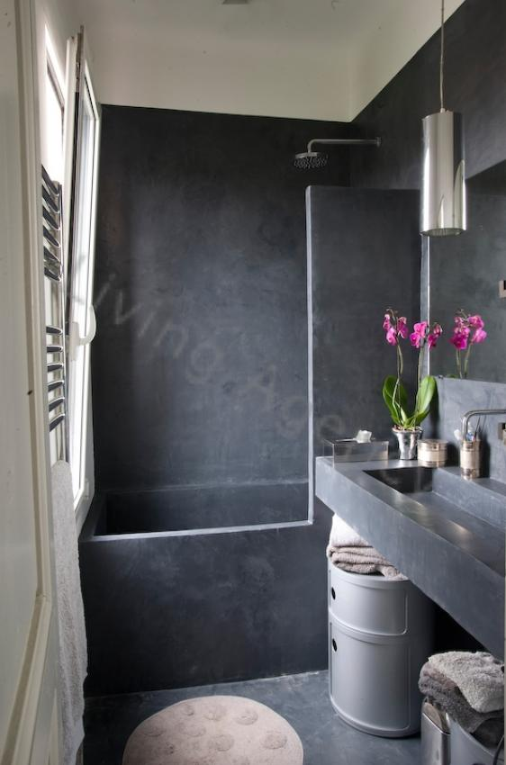 picture of stylish truly masculine bathroom decor ideas
