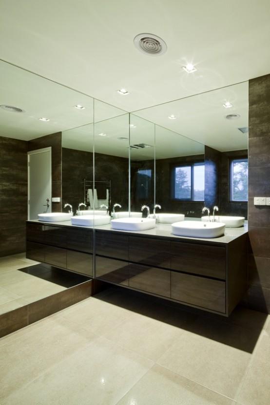 97 Stylish Truly Masculine Bathroom D 233 Cor Ideas Digsdigs