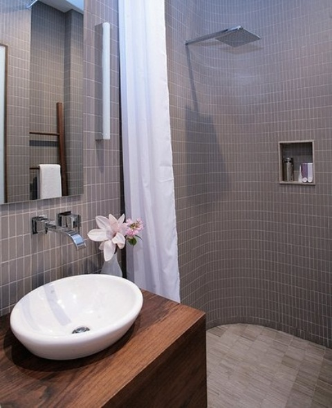Masculine Master Baths: Designer Tips: Masculine Bathroom Design