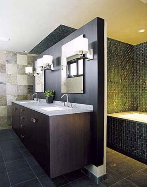 Stylish Truly Masculine Bathroom Decor Ideas