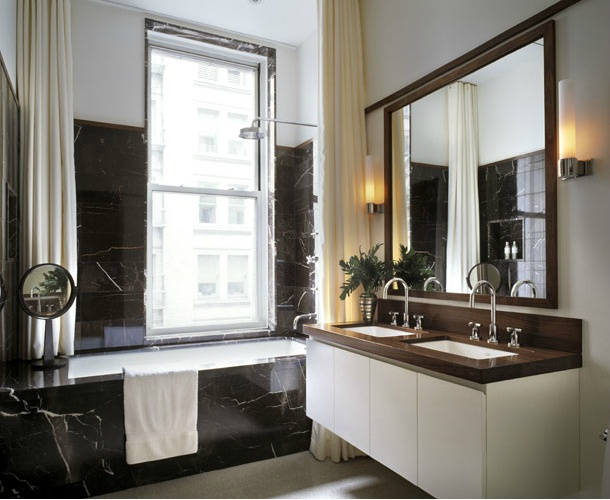 Masculine Bathroom Decorating Ideas-www.digsdigs.com