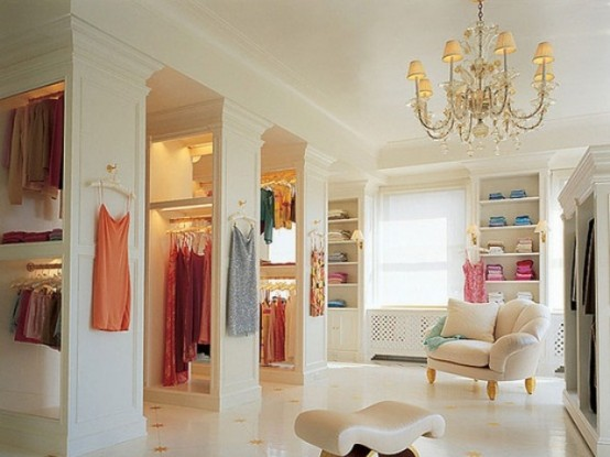 What was once a spare room can become a luxurious walk-in-closet filled with natural light.