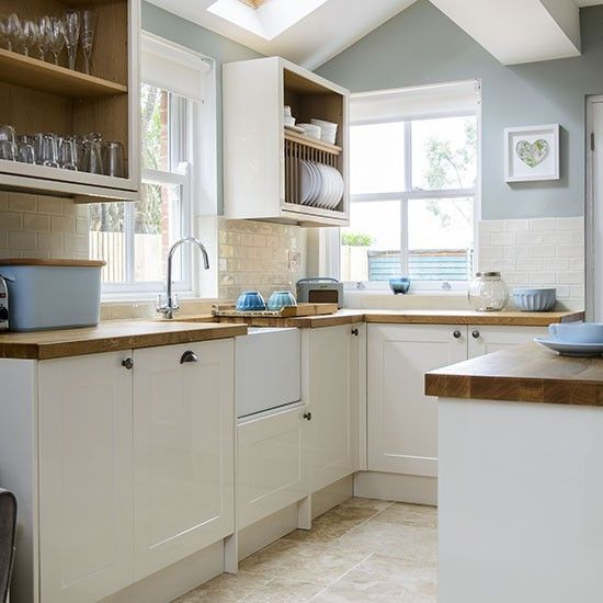 Kitchen Color Schemes With White Cabinets: 22 Stylish Wooden Kitchen Designs That Aren't Boring