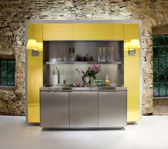 Super Compact Kitchen