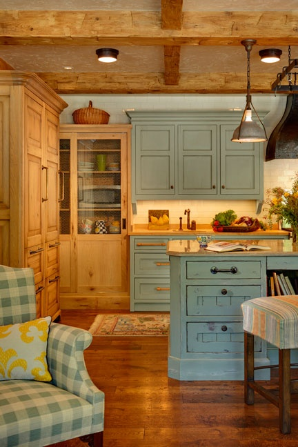 Farm House Kitchens: 38 Super Cozy And Charming Cottage Kitchens
